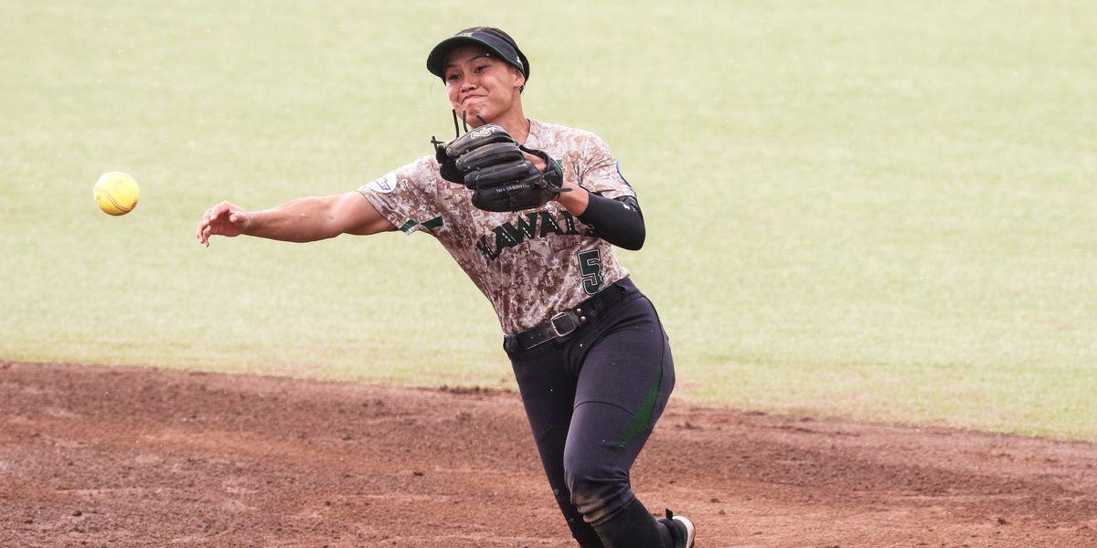 UH softball win Big West opening-series over UC Santa Barbara