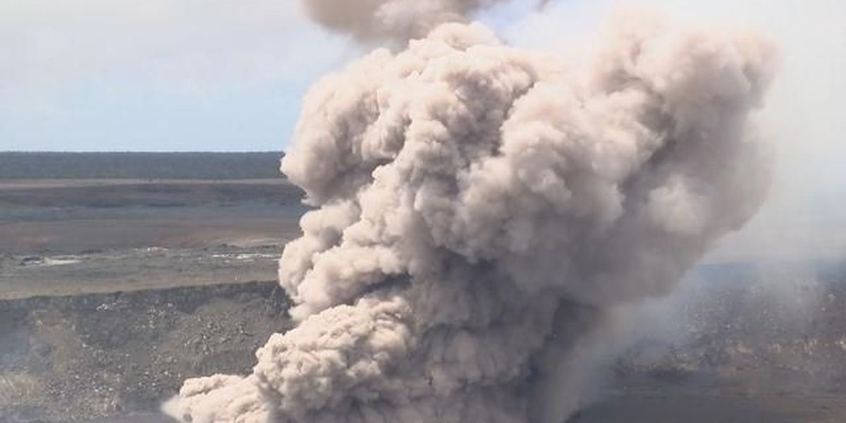 Emissions from Kilauea drops to lowest levels in 11 years as eruption tapers off