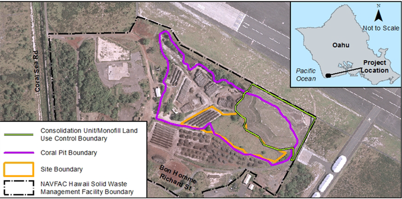A Kapolei Landfill Is More Hazardous Than Initially Thought As Clean