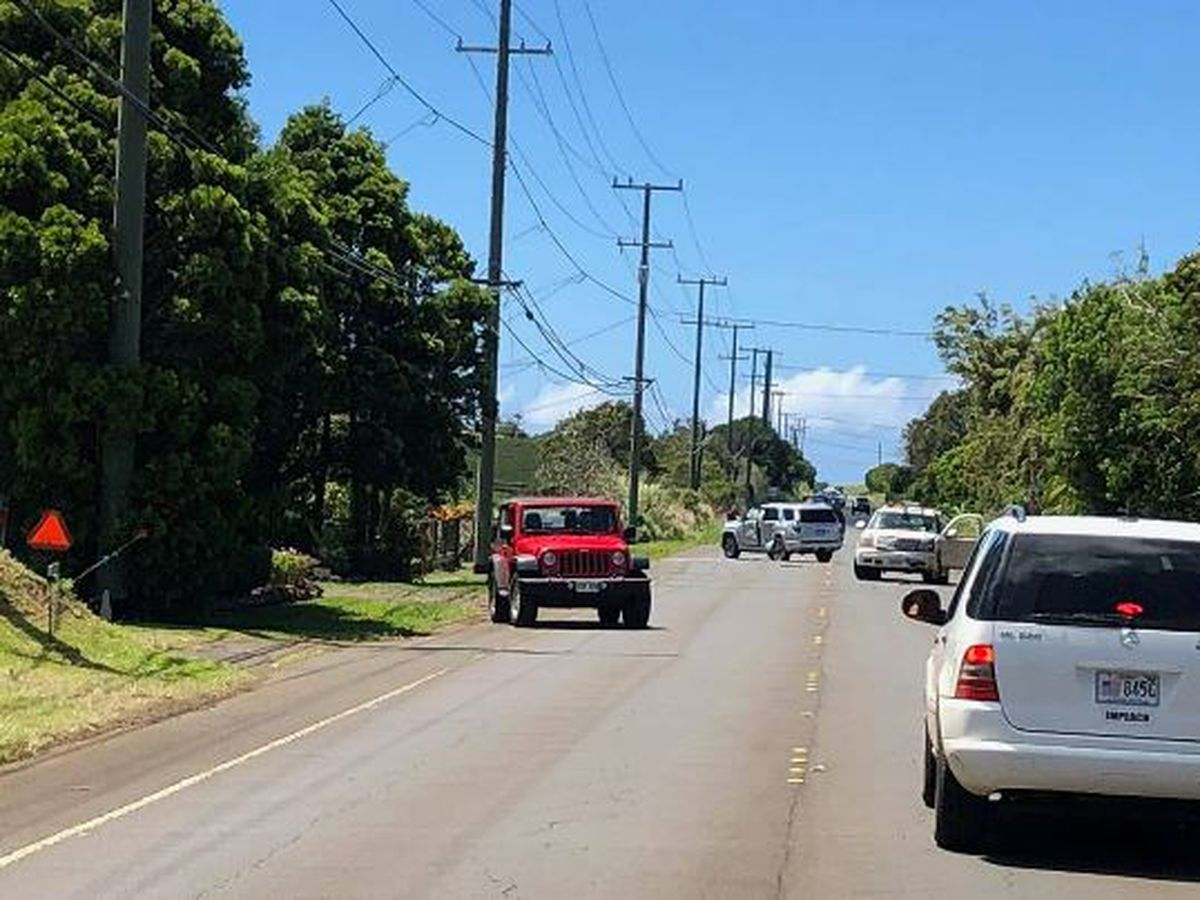 Suspect wanted in connection with 2 violent incidents sparks Big Island manhunt