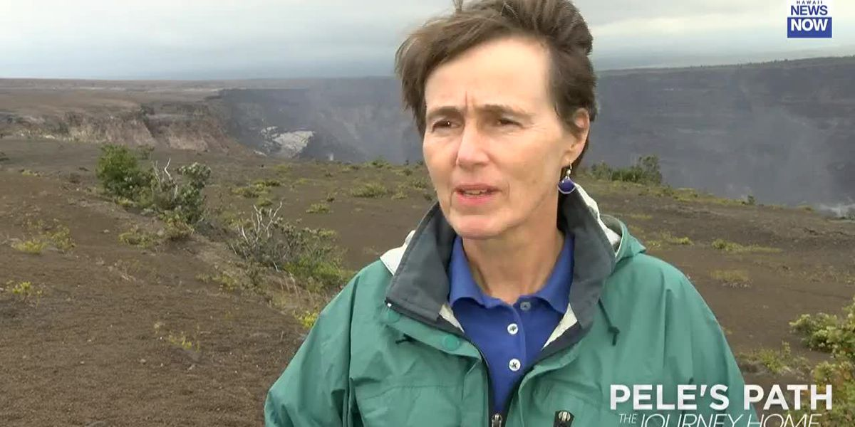 The Challenge of Monitoring Eruptions | Pele's Path: The Journey Home