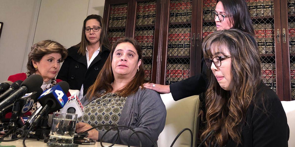 California teachers sue after jetliner dumps fuel on schools