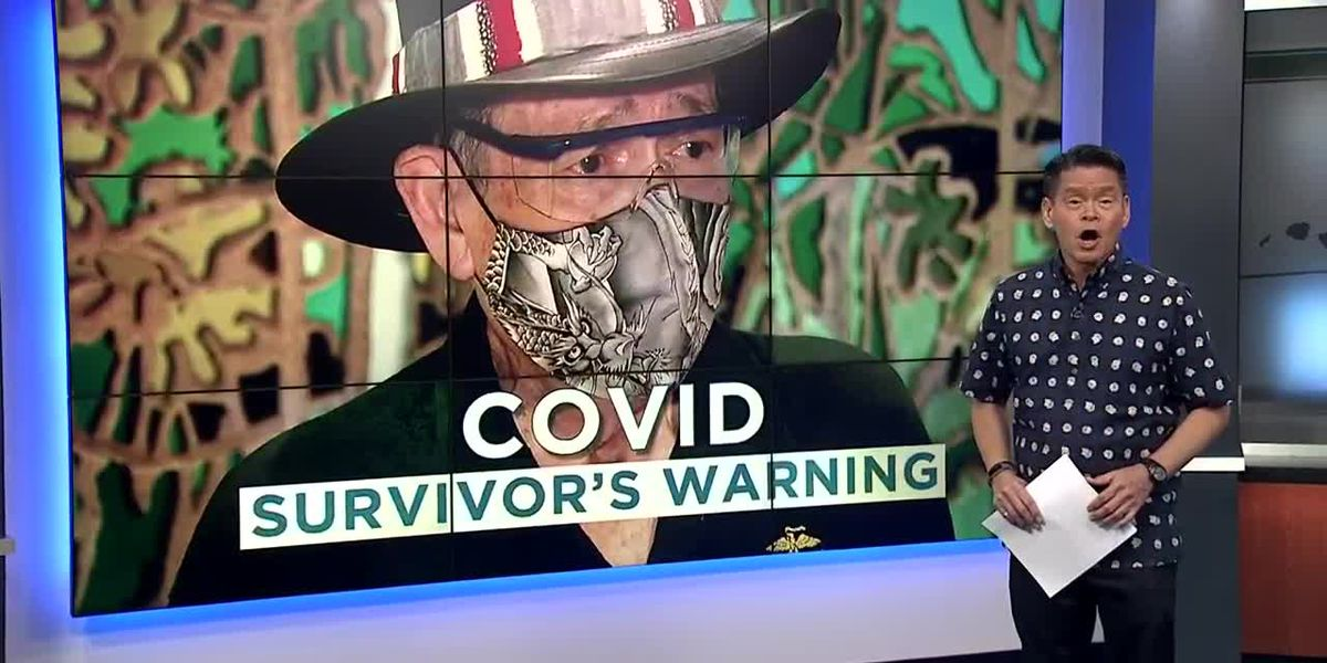 Hawaii COVID-19 survivor hospitalized for 88 days: 'Every minute of every day, I was in pain'