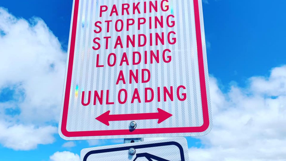 Parking crackdown, new signs at TMT protest site anger activists