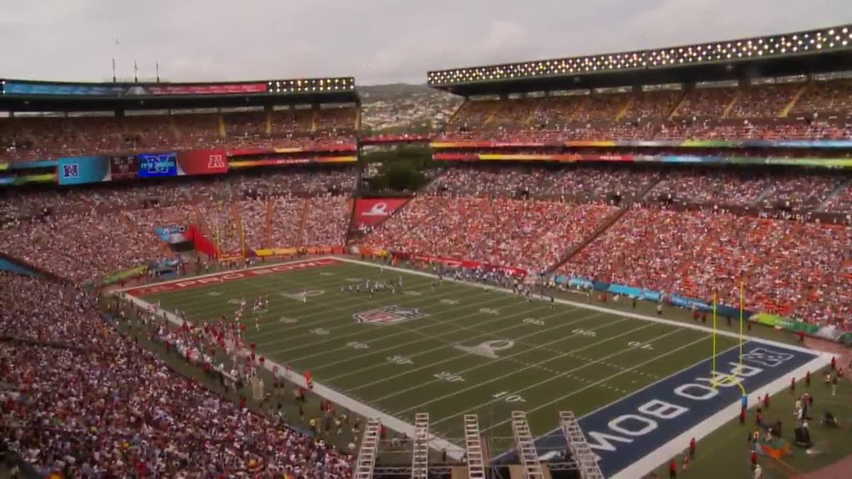Cowboys-Rams pregame show: Tourism officials hopeful for Hawaii's future with NFL
