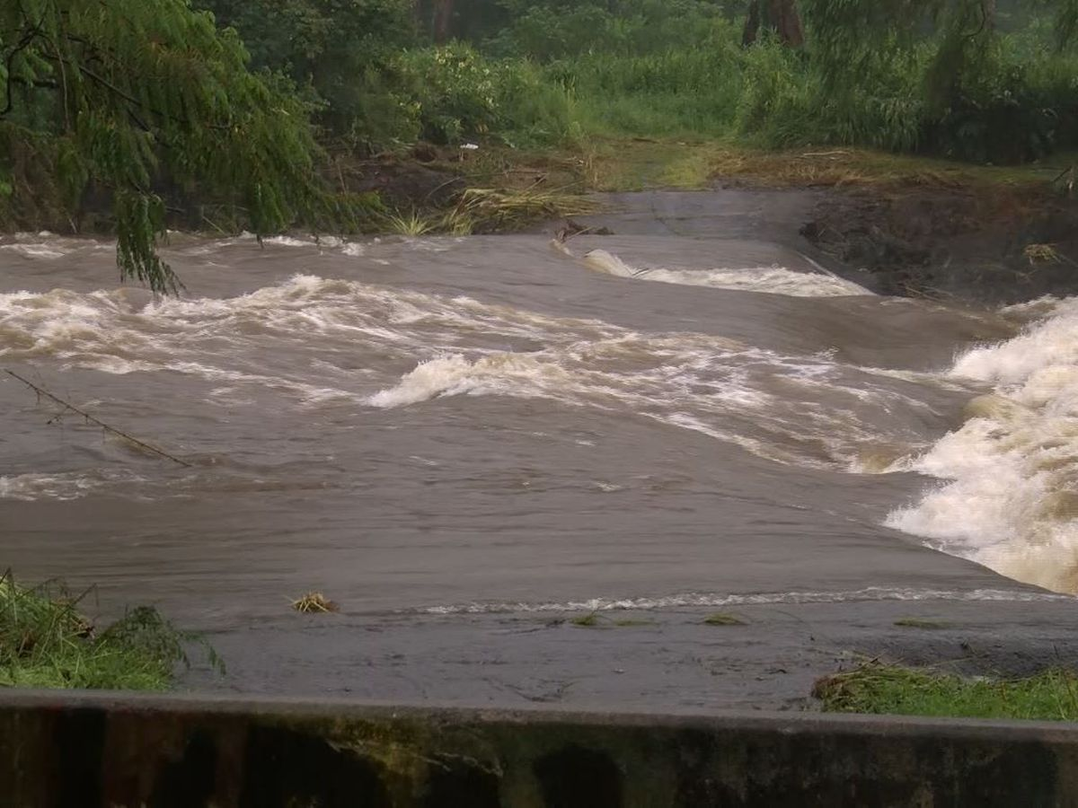 Hilo on pace to mark second or third wettest year on record, NWS reports