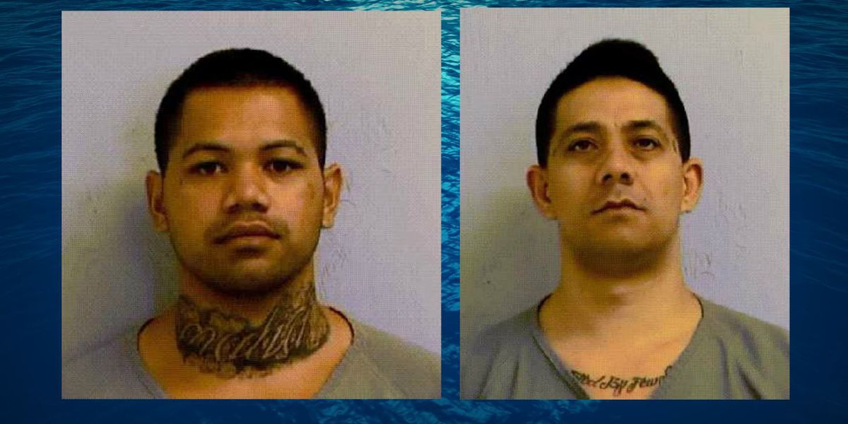 Two missing Big Island inmates captured