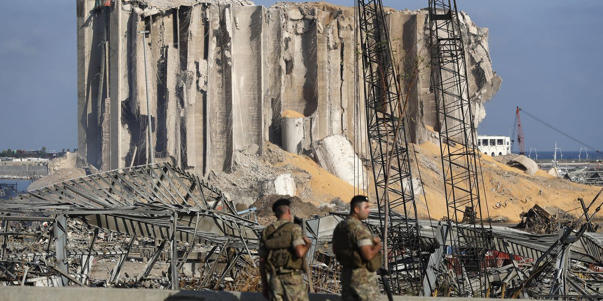 Warnings flashed for years of explosives at heart of Beirut