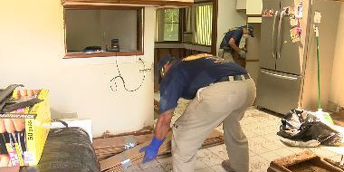 As state recovers, owners of flooded properties need to be mindful of mold