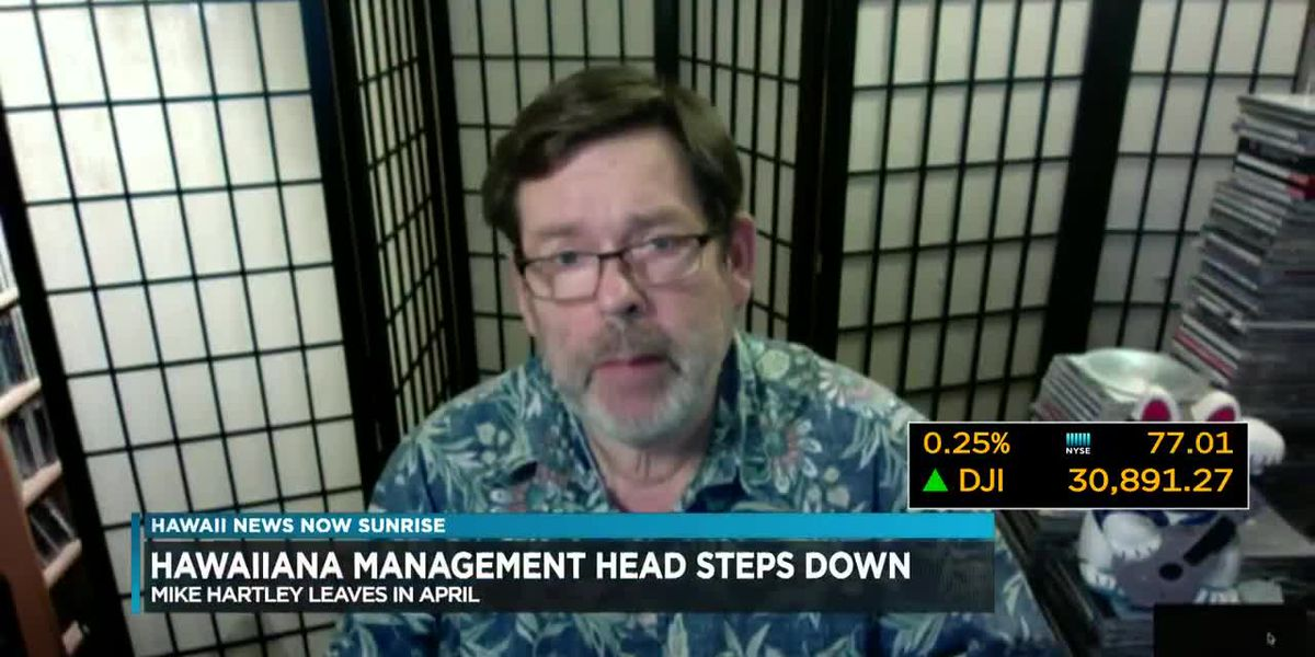 Business Report: Head of Hawaiiana Management to retire