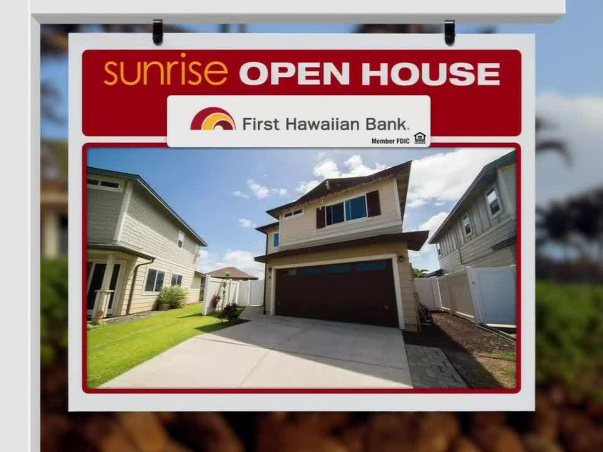 Sunrise Open House: Kahului
