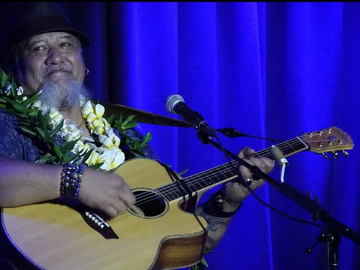 Drive-by event to honor Hawaiian music icon Willie K on 1-year anniversary of death