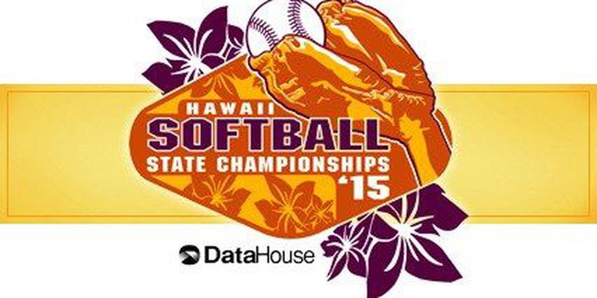 Nanakuli Rallied to Win Div. 2 State Softball Title in Walk-off