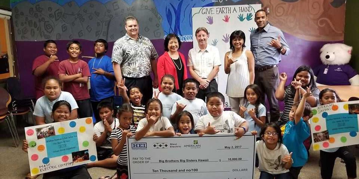 Maui Mentor Center awarded grant to support disadvantaged keiki