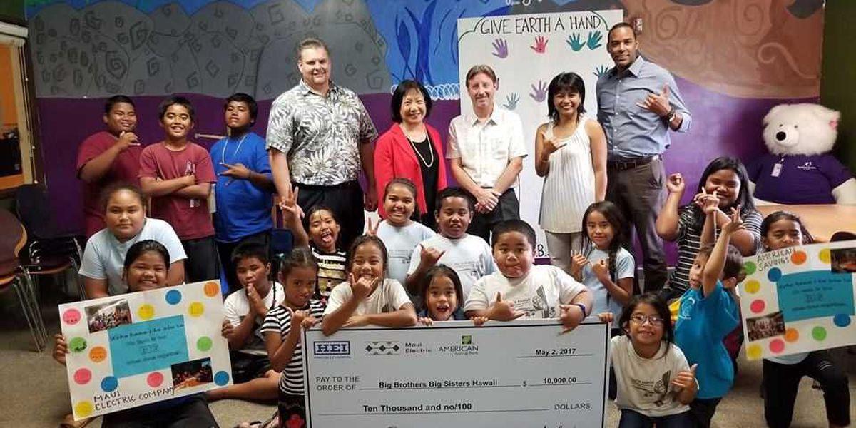 Maui Mentor Center awarded grant to support disadvantaged keiki