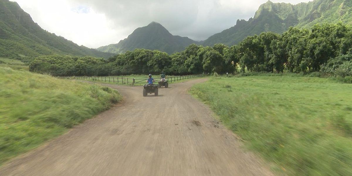 6 visitors from Korea seriously injured in ATV crash at Kualoa Ranch