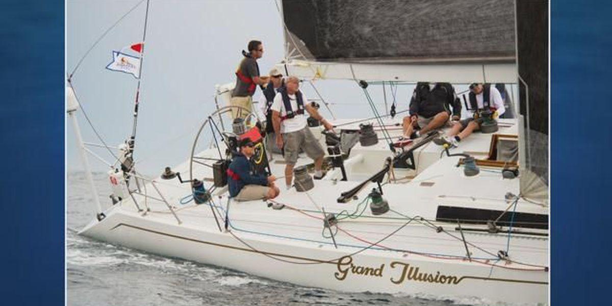 Hawaii skipper makes history with a third Transpac win