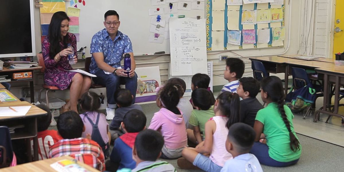 An investment for the future: Hawaii kids learn about financial literacy