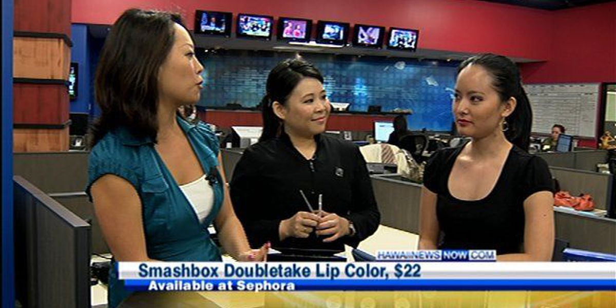 Holiday makeup tips from Smashbox Cosmetics