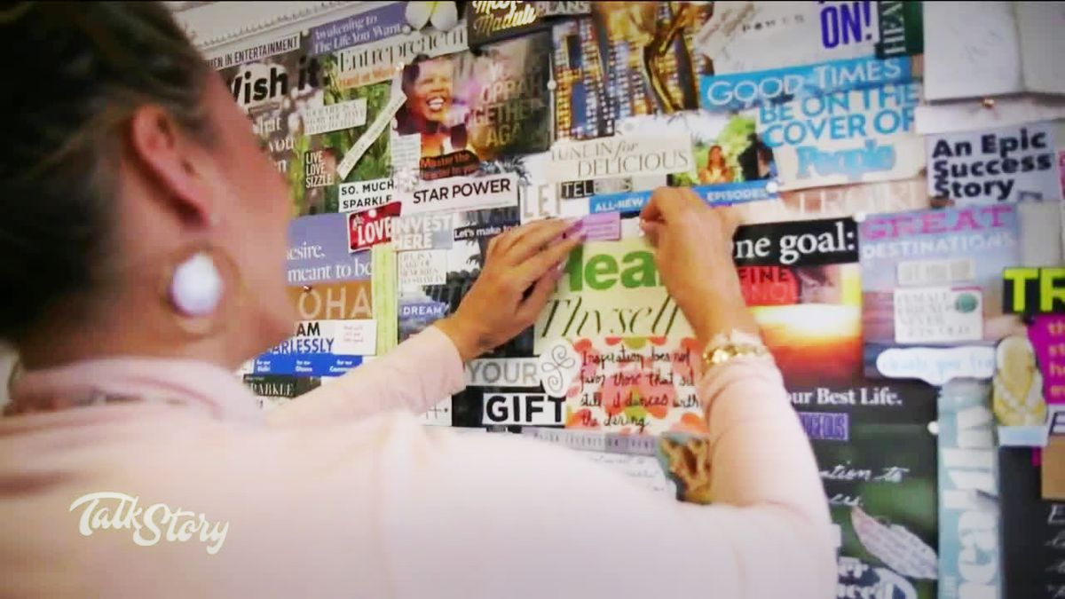 Create the life you want with a vision board