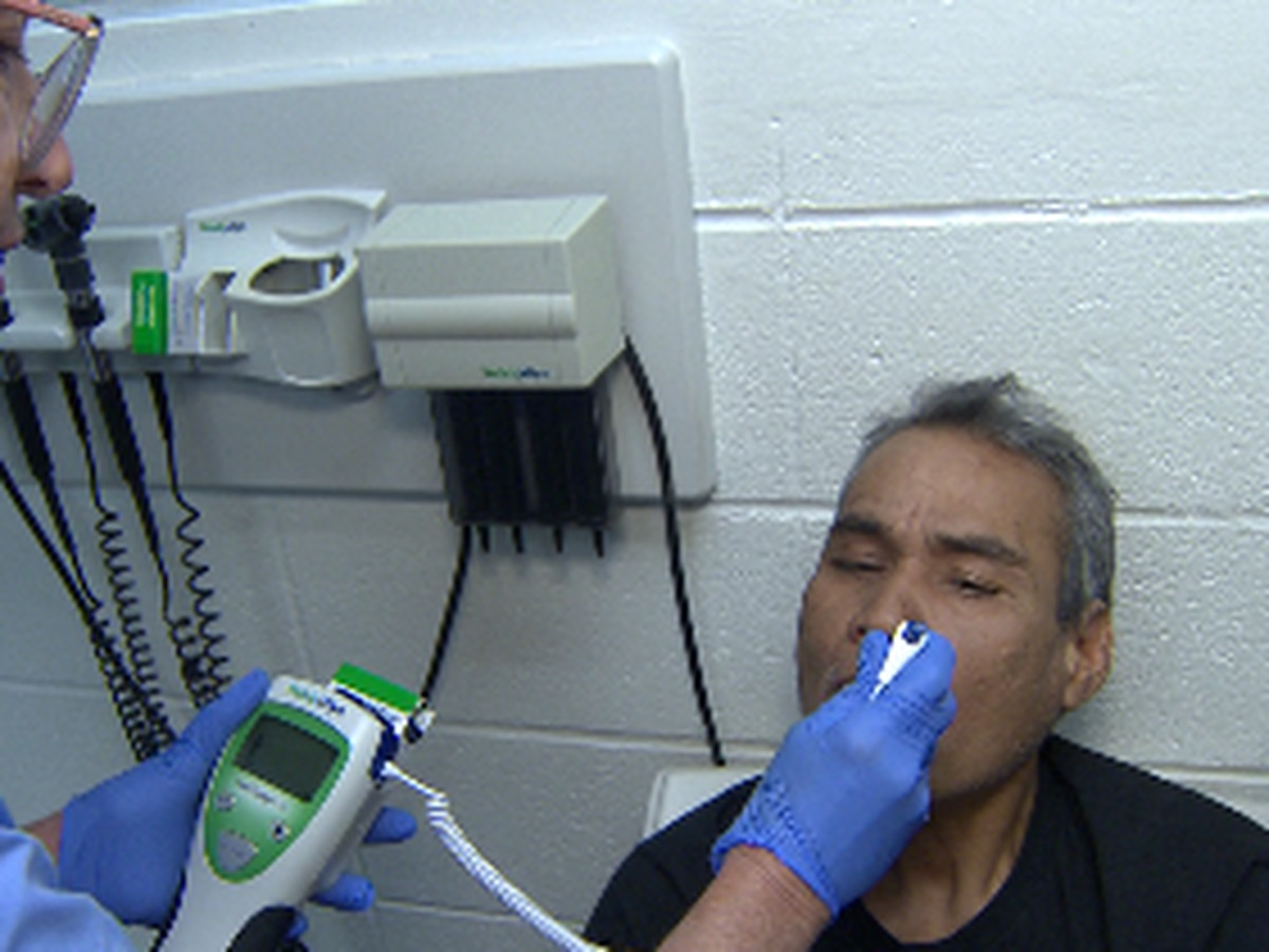 State's largest homeless provider starts screening clients for coronavirus