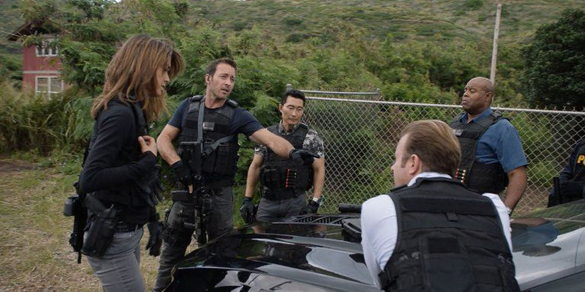 Former 'Hawaii Five-0' employee sues over harassment claims