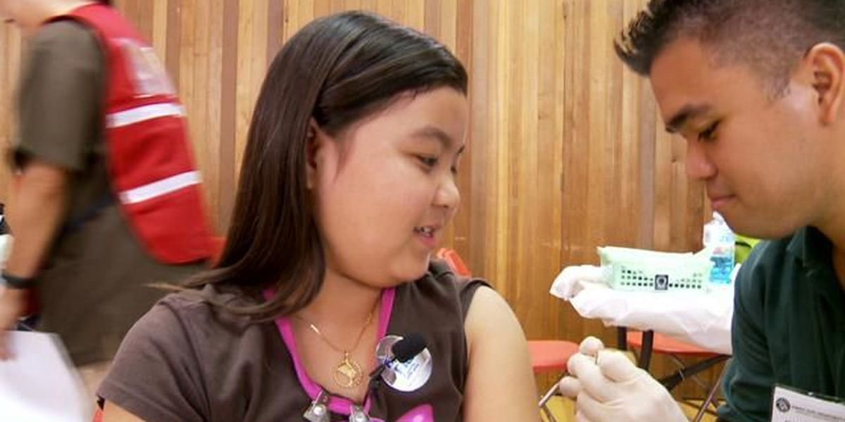 State scales back its flu vaccination program for schools