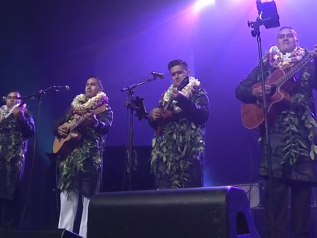 Maui group Na Wai 'Eha earns a Grammy nomination