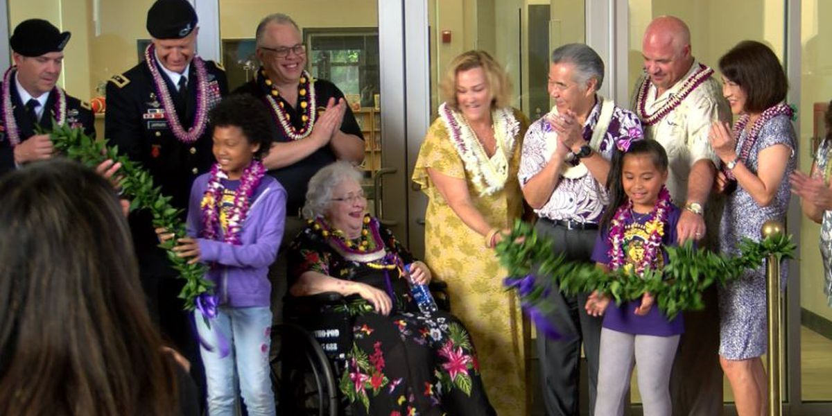 A Wahiawa school celebrates 50 years, and a multi-million dollar makeover