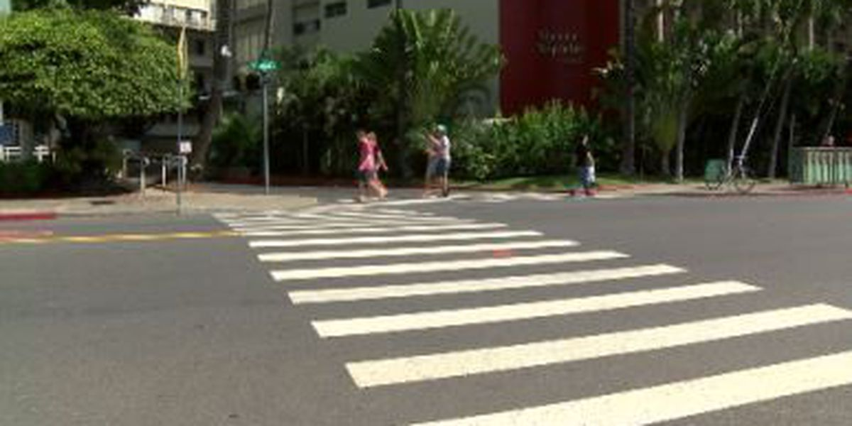 Pedestrian accident in Waikiki leaves man in critical condition