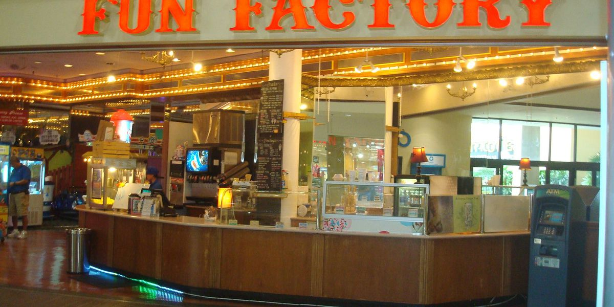 Fun Factory Pearlridge to close after 40 years in business