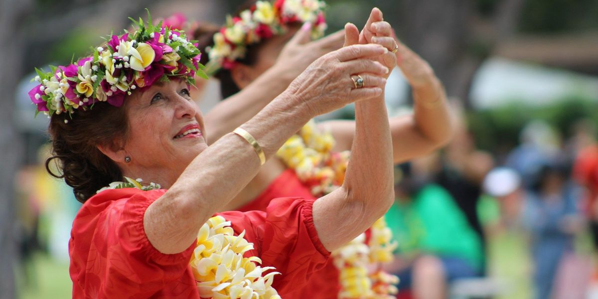 PHOTOS: May Day is Lei Day Celebration 2018