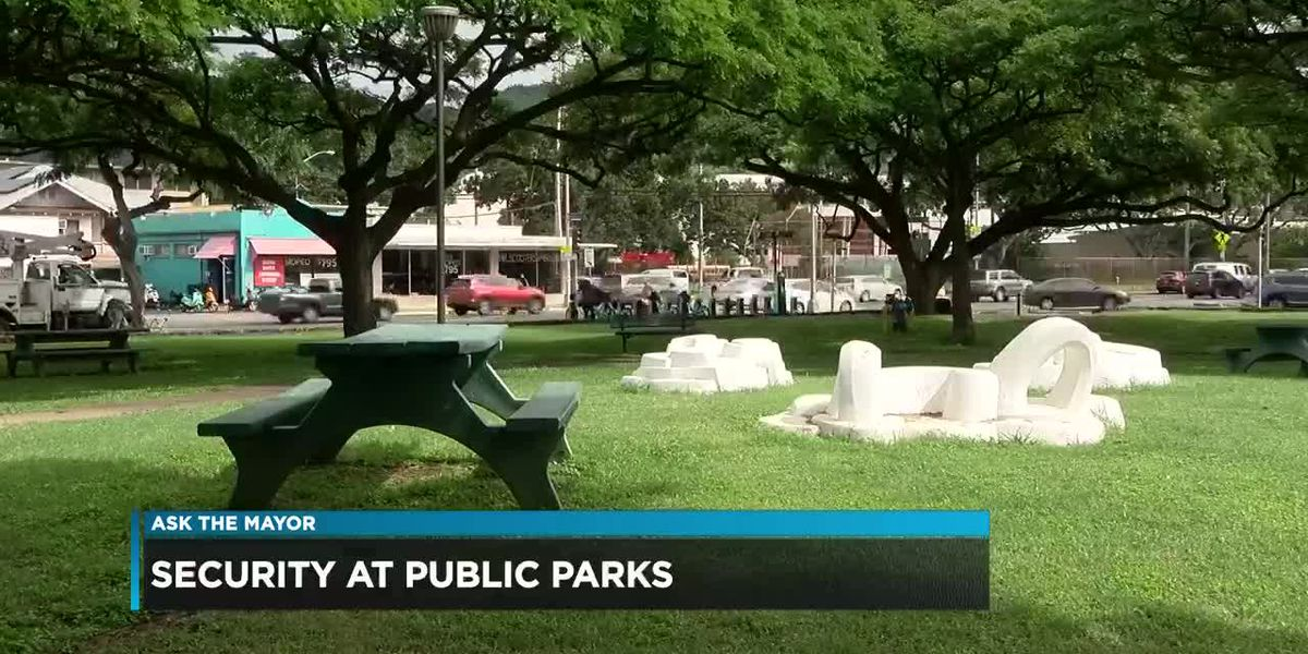 Ask the Mayor: City's new park security project, backed-up permitting process for builders