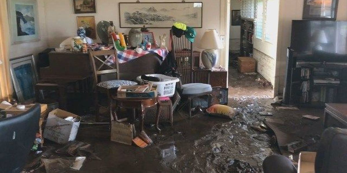 State expands emergency proclamation to include flood damage on Oahu