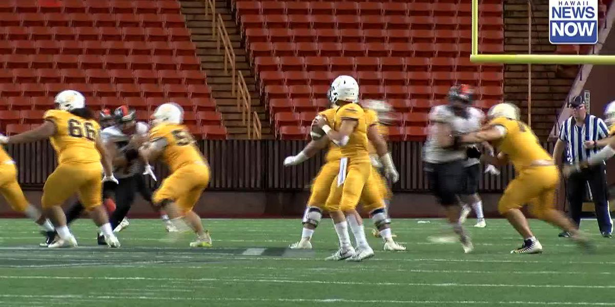 Mililani defeats Campbell to advance to Open Division final