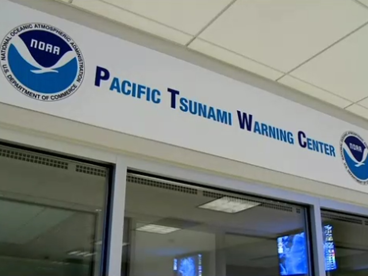 PTWC, FBI investigating false tsunami alert over international system