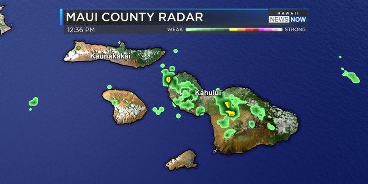 Flood Advisory canceled for Maui
