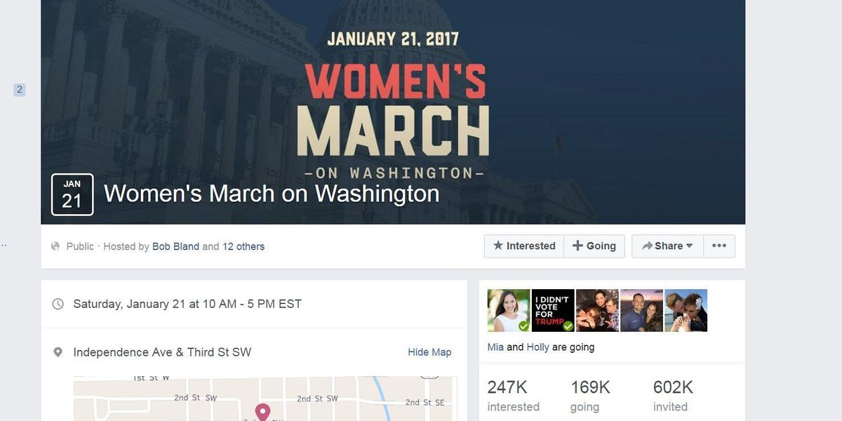 Maui woman starts what could be largest Trump inauguration movement