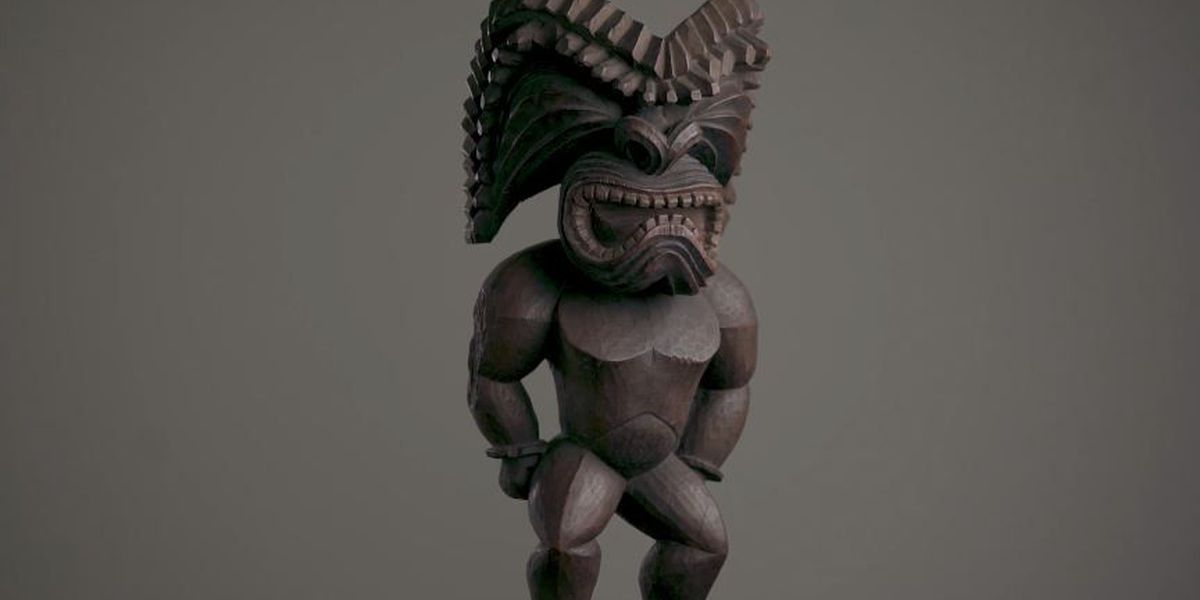 Experts: Hawaiian statue that sold for millions at auction might be a fake