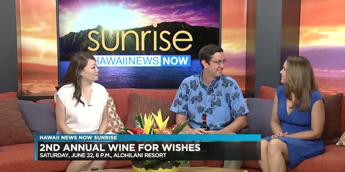 Make-A-Wish Hawaii to host annual Wine for Wishes event