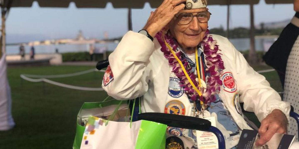 PHOTOS: 78th Anniversary of the Attack on Pearl Harbor