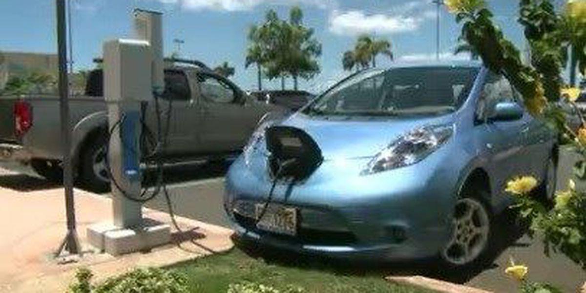 Lawmakers push green energy plans despite Trump's executive order