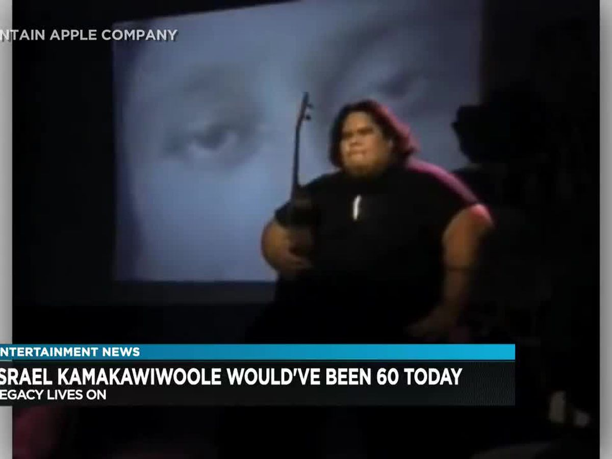 Entertainment: Arnold Schwarzenegger , John Wick, Amy Hanaialii and Israel Kamakawiwo'ole