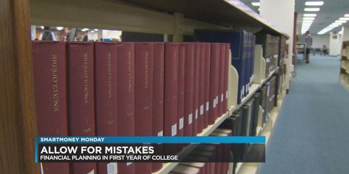 SmartMoney Monday: Financially preparing for college