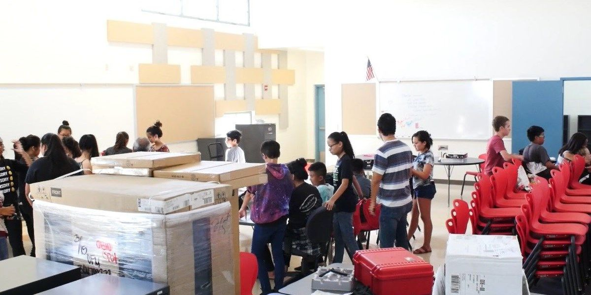 New classroom building finally opens at crowded Maui school