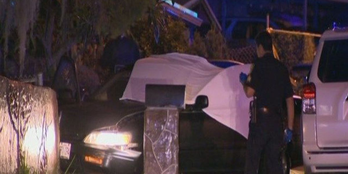 Suspected car thief killed in officer-involved shooting in Pearl City