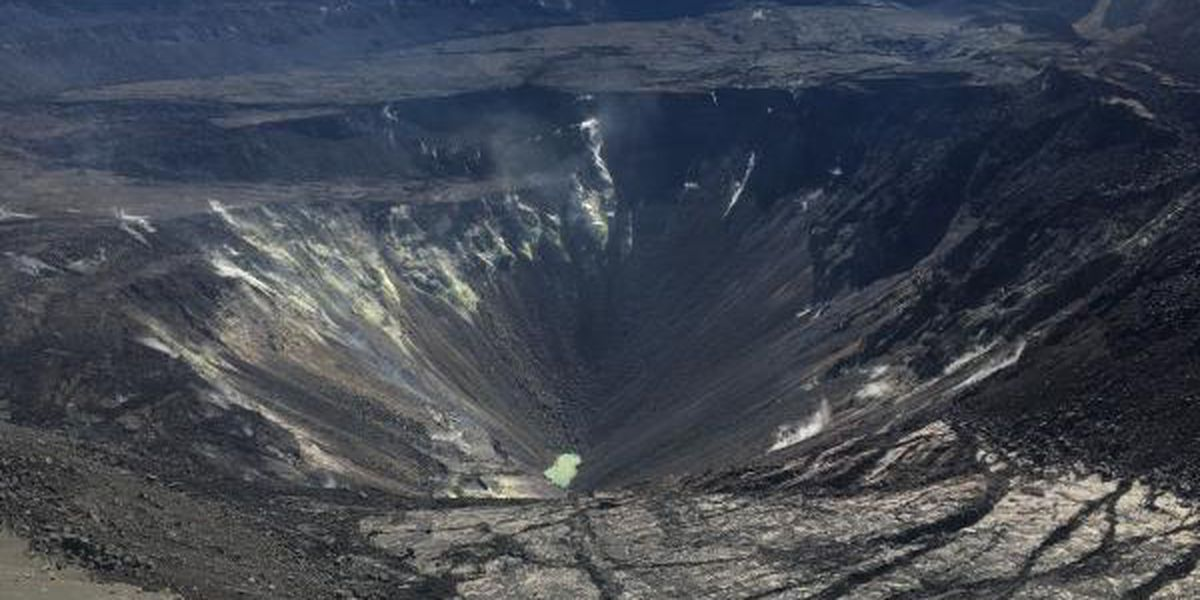 Expert: Pond at Halemaumau Crater could grow to more than 200 feet deep