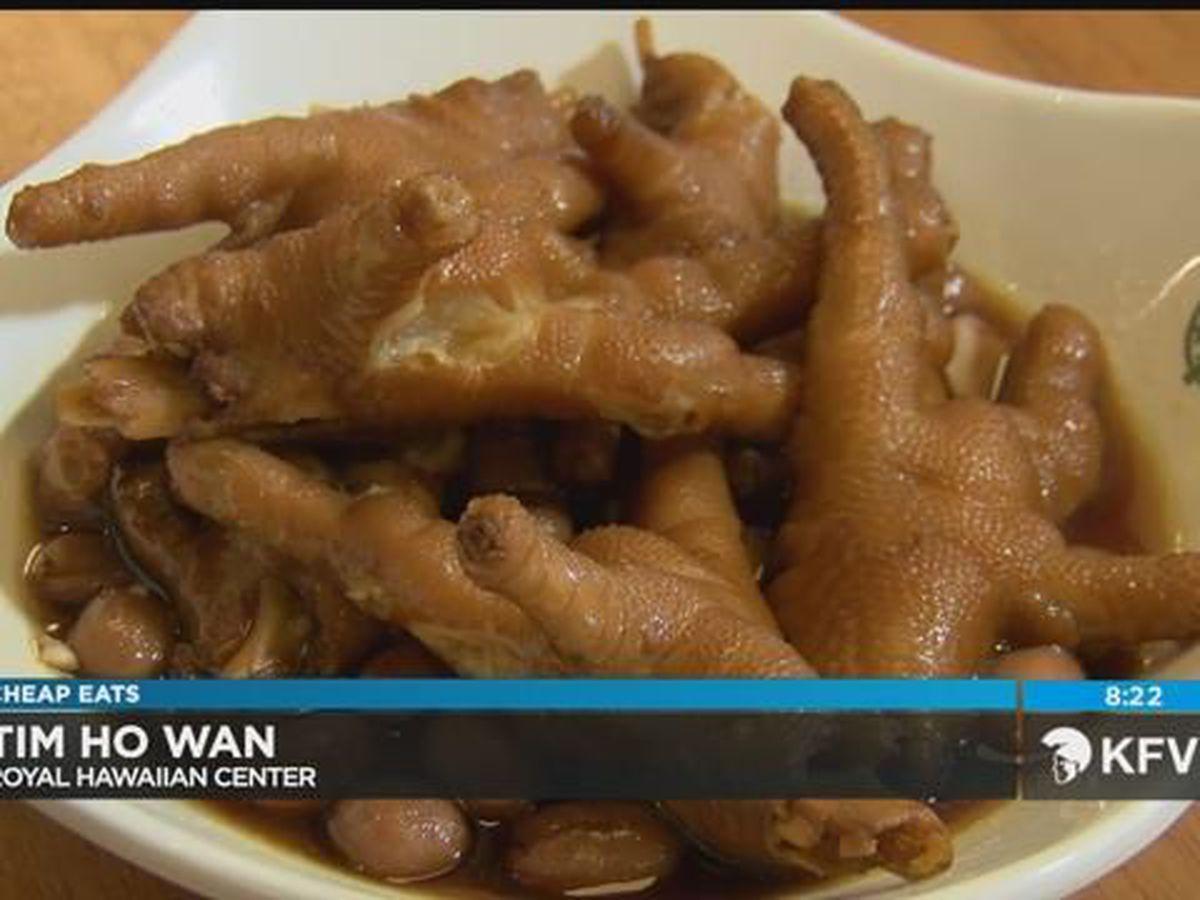 Cheap Eats: Tim Ho Wan