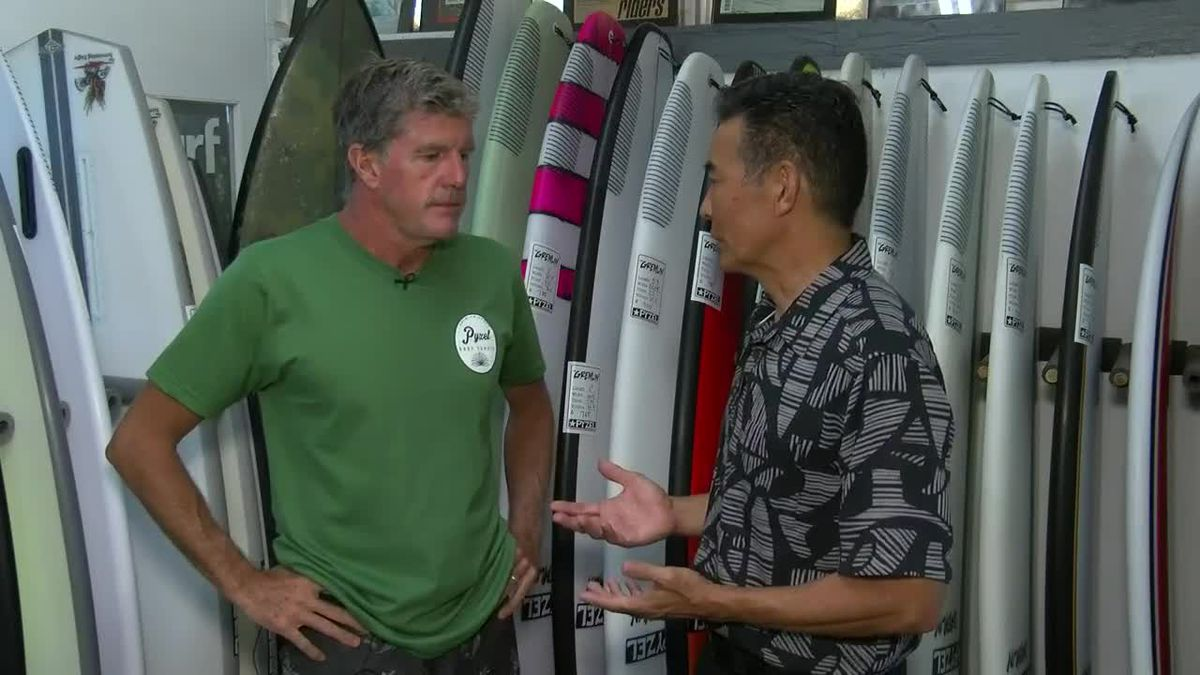 Pacific Pulse: Pyzel Surfboards