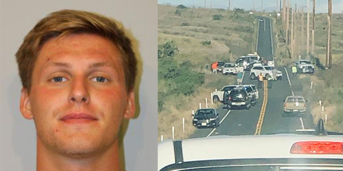 Change of plea for man accused in a deadly Big Island crash